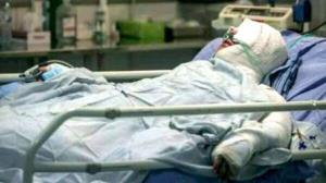 انفجار مواد محترقه با ۴ مجروح در ساوه