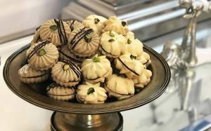 شیرینی صدفی، برای شب عید