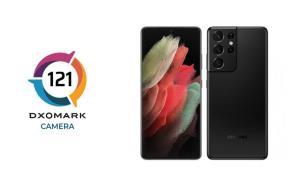امتیاز DxOMark دوربین گلکسی S21 اولترا مشخص شد