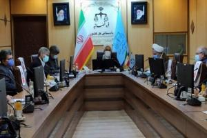 برگزاری جلسه ستاد پیشگیری و رسیدگی به جرائم و تخلفات انتخاباتی به ریاست دادستان کل کشور