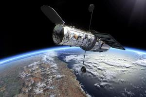 تلسکوپ هابل چگونه از اعماق جهان عکاسی کرده است؟