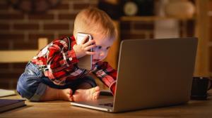 فایده های استفاده کودکان از اینترنت!