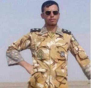 جوانترین شهید مدافع حرم ارتش
