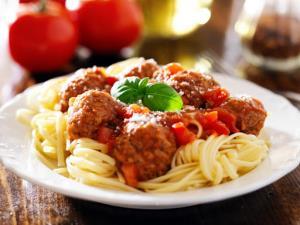 روش آسان برای اسپاگتی با گوشت قلقلی خوش عطر