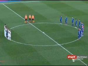 احترام به زلاتکو در لیگ کرواسی