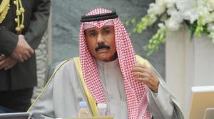 دستور امیر کویت برای تشکیل دولت جدید