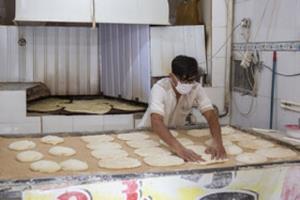 ۹۶ درصد دست نانوایان آلودگی دارد!
