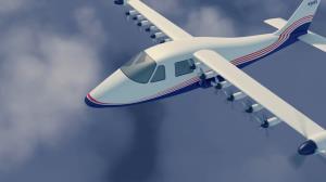 آغاز فاز بعدی آزمایش هواپیمای تمام الکتریکی X-۵۷ Maxwell ناسا
