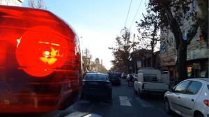 شلیک مامور پلیس به تعقیب و گریز هالیوودی پراید پایان داد
