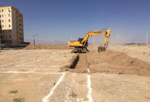 ۱۸۰۰ واحد مسکونی در قالب طرح اقدام ملی مسکن در قم احداث میشود