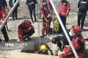 سقوط مرگبار یک جوان نیریزی در چاه