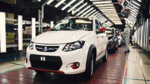 وضعیت تولید خودروسازان تا پایان بهمن ماه