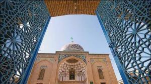کرونا و تعطیلی آرامستانها و امامزادههای تفرش