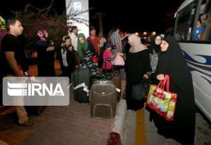 محدودیت های کرونایی در مرز مهران با جدیت دنبال می شود