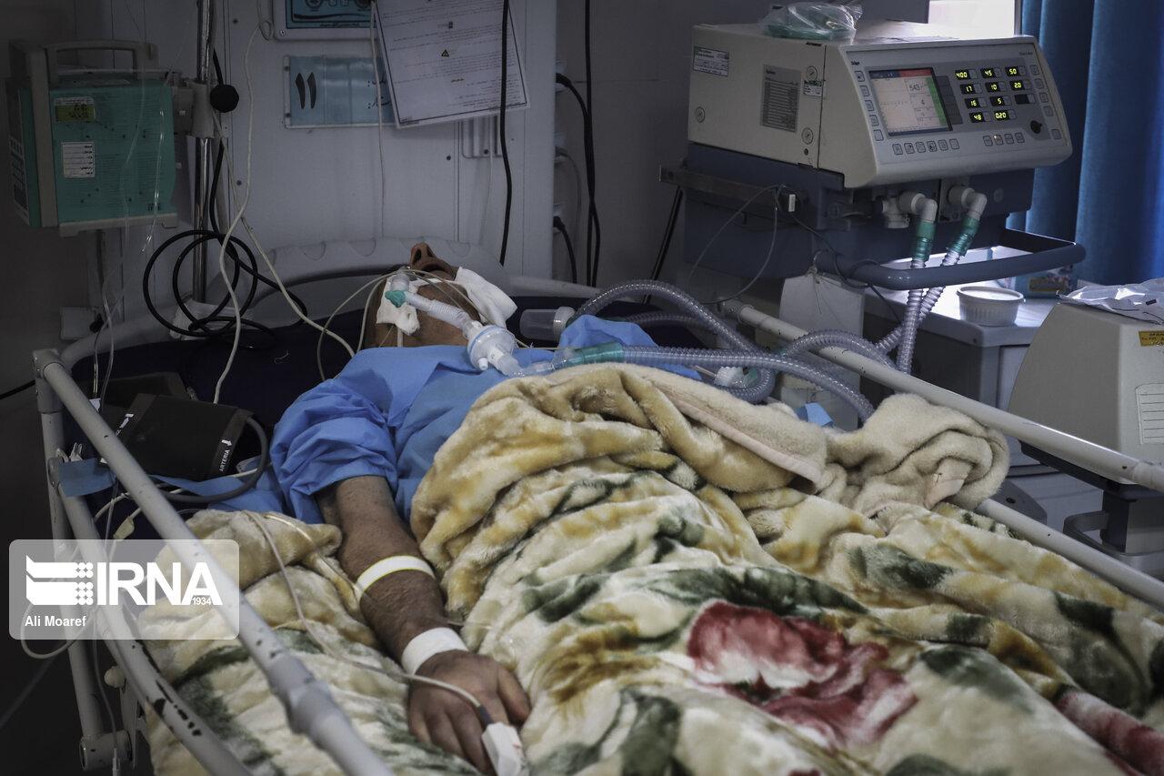 بستری ۱۰۳ نفر مبتلا به کرونا در بیمارستانهای هرمزگان
