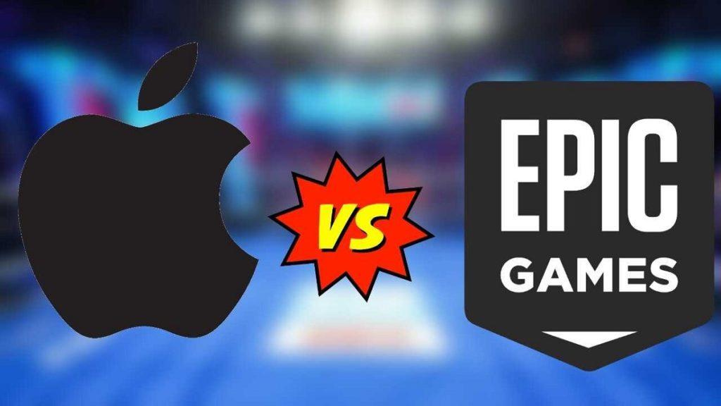 زمان دادگاه بین اپل و اپیک گیمز مشخص شد