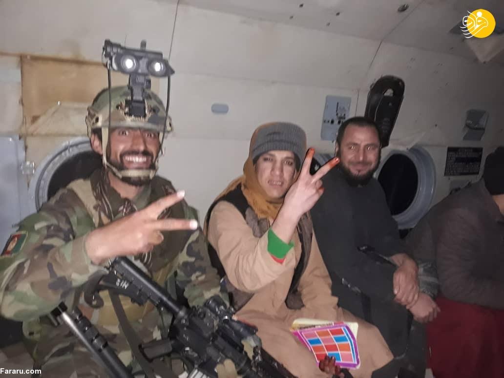 عملیات کماندوهای افغان برای آزادی زندانیان