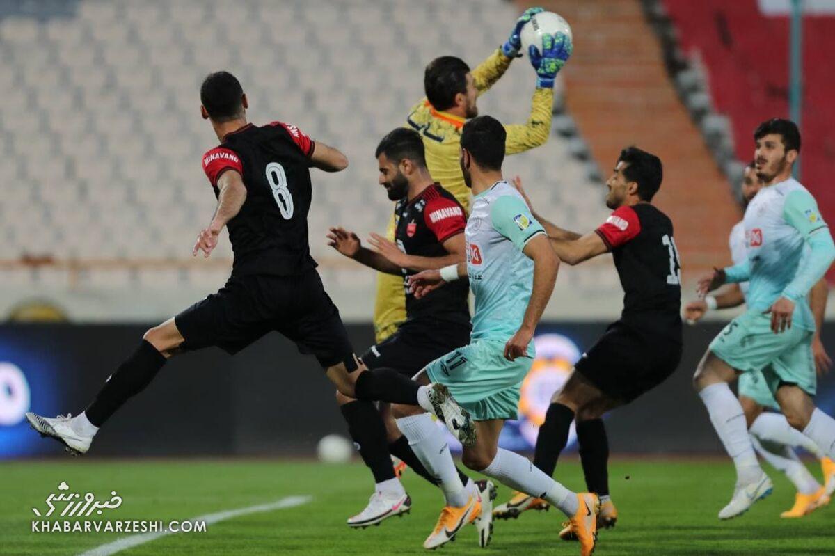 کنعانیزادگان به خاطر تیم ملی بازی کرد!