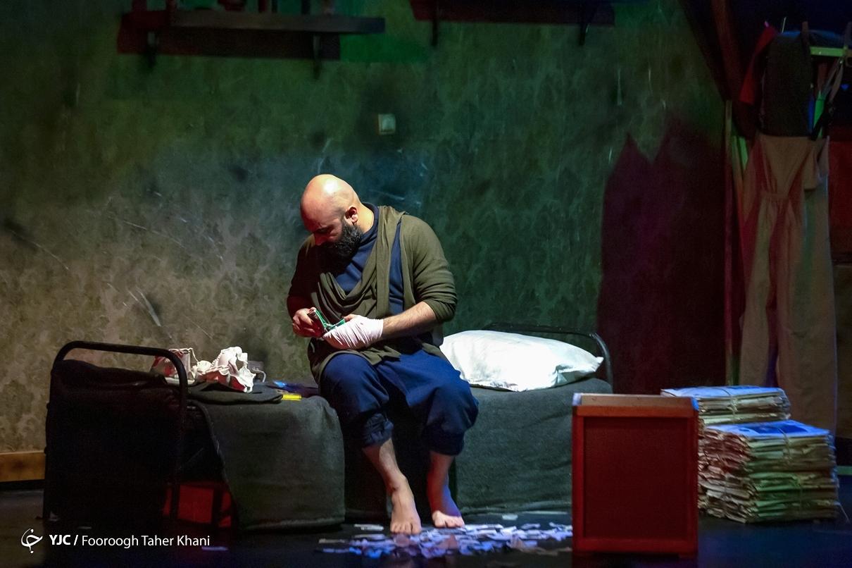 اجرای نمایش «سرایدار» در تهران