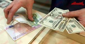 قیمت دلار و یورو، امروز