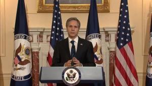 بلینکن: جلوگیری از دستیابی ایران به سلاح اتمی یکی از اولویتهای ماست
