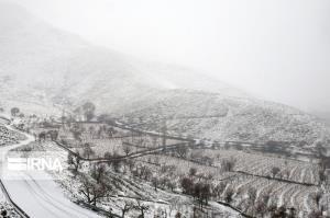 مناطق شمالی کردستان تحت تاثیر سامانه بارشی نسبتا قوی قرار میگیرد
