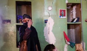 اوضاع مردم سیسخت دو هفته بعد از زلزله