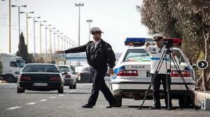 بازداشت راننده دارای گواهینامه جعلی در محور یزد_شیراز