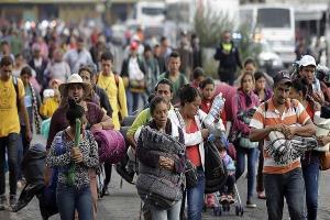 ادامه اقدام غیر قانونی واشنگتن در خصوص مهاجرین