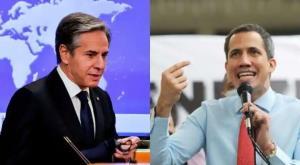 گفتوگوی بلینکن با گوایدو؛ تاکید به ادامه فشار آمریکا بر دولت مادورو