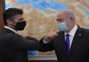 نتانیاهو در دیدار با سفیر امارات: ما چهره جهان را تغییر میدهیم!