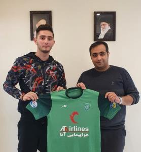 توافق ۳ بازیکن جوان با تیم ماشینسازی تبریز