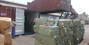کشف ۱.۵ میلیون مواد محترقه چهارشنبه سوری در بندر شهید رجایی