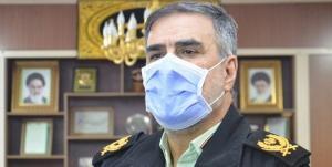 کشف ۴۰ هزار عدد مواد محترقه غیرمجاز در کرمانشاه