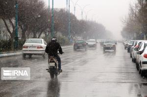 هوای مازندران پایان هفته سرد و بارانی میشود
