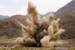 مجروحیت یک نفر با انفجار مین به جامانده از جنگ تحمیلی