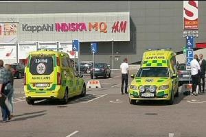 زخمی شدن ۸ نفر در حمله با ضربات چاقو در سوئد
