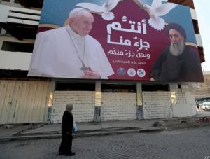 اهمیت دیدار تاریخی آیت الله سیستانی و پاپ