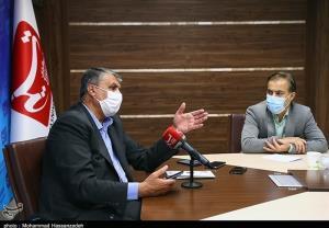 توضیحات وزیر راه درباره ترک نمایشگاه بینالمللی تهران