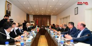 اعلام آمادگی ایران برای انتقال تجارب علمی به سوریه