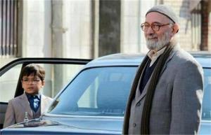 بازی زنده یاد پرویز پورحسینی در سکانسی از بچه مهندس