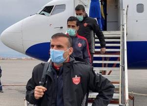 پرسپولیس با پیامک وزارت بهداشت نگران سفر به آبادان شد