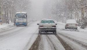 برف و باران در راه 20 استان