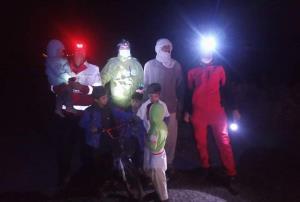 ۵ کودک مفقود شده در روستای خیرآباد اسدیه پیدا شدند