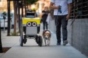 اوبر سفارش غذا را با رباتهای خودران تحویل میدهد