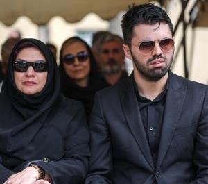 چهره ها/ امید معلم و مادرش عزادار شدند