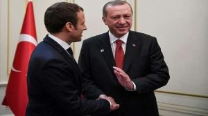 رایزنی اردوغان و ماکرون درباره همکاریهای همهجانبه