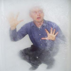 داستانک/ مردی در سردخانه