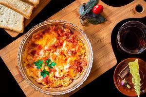 املت پنج دقیقه ای، صبحانه سالم ایرانی