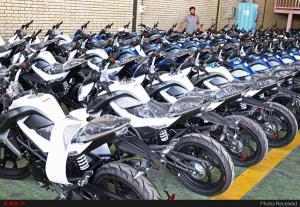 محکومیت ۴ میلیارد ریالی قاچاقچیان موتور سیکلت در قزوین